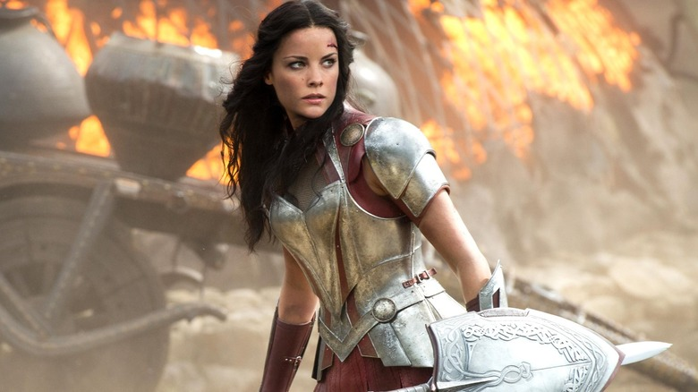 Lady Sif from Thor: The Dark World