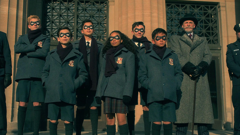 From Netflix's The Umbrella Academy