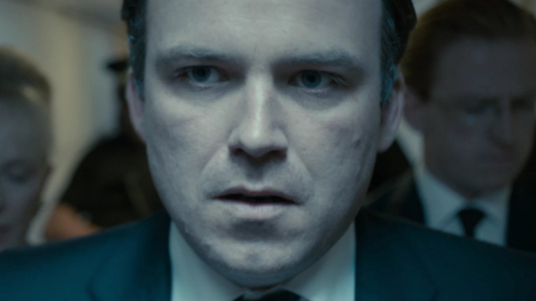Rory Kinnear as Prime Minister Callow
