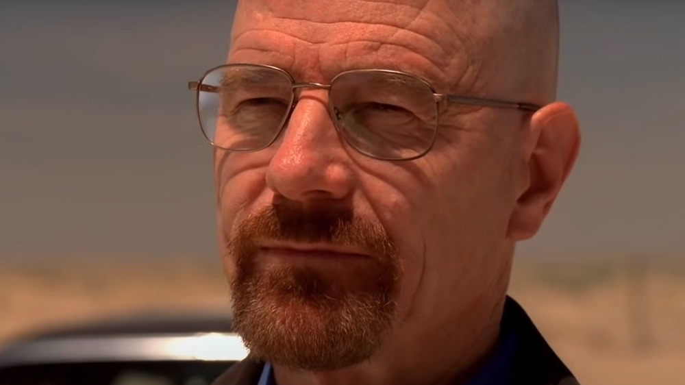 Walter White Heisenberg squinting