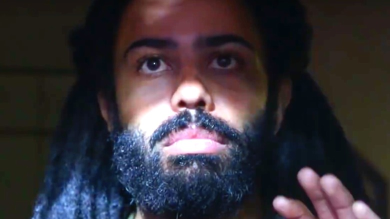 Daveed Diggs Snowpiercer Lit Up