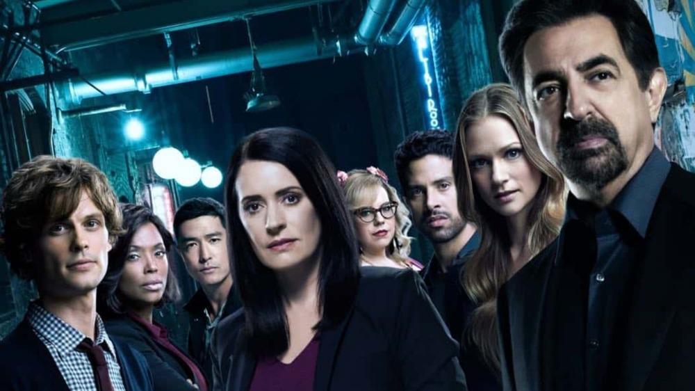 Criminal Minds Season 13 cast photo