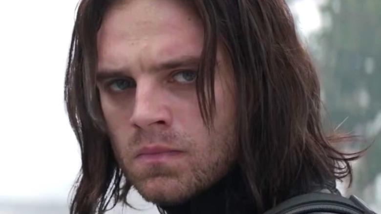 Sebastian Stan as Bucky, The Winter Soldier