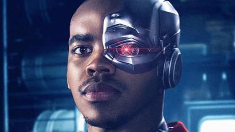 Doom Patrol's Cyborg