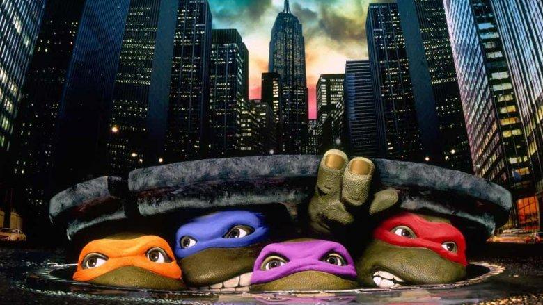 The Cast Of Teenage Mutant Ninja Turtles Today