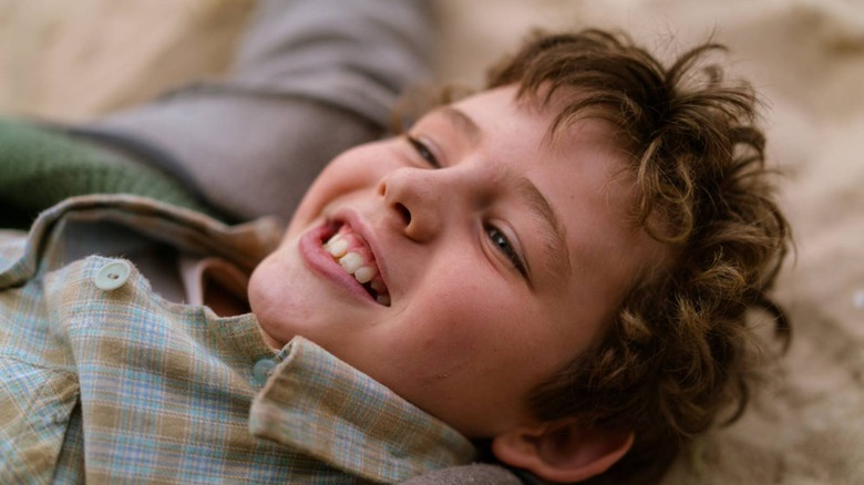 Finn Little's most prominent role so far has been the lead in the 2019 film Storm Boy
