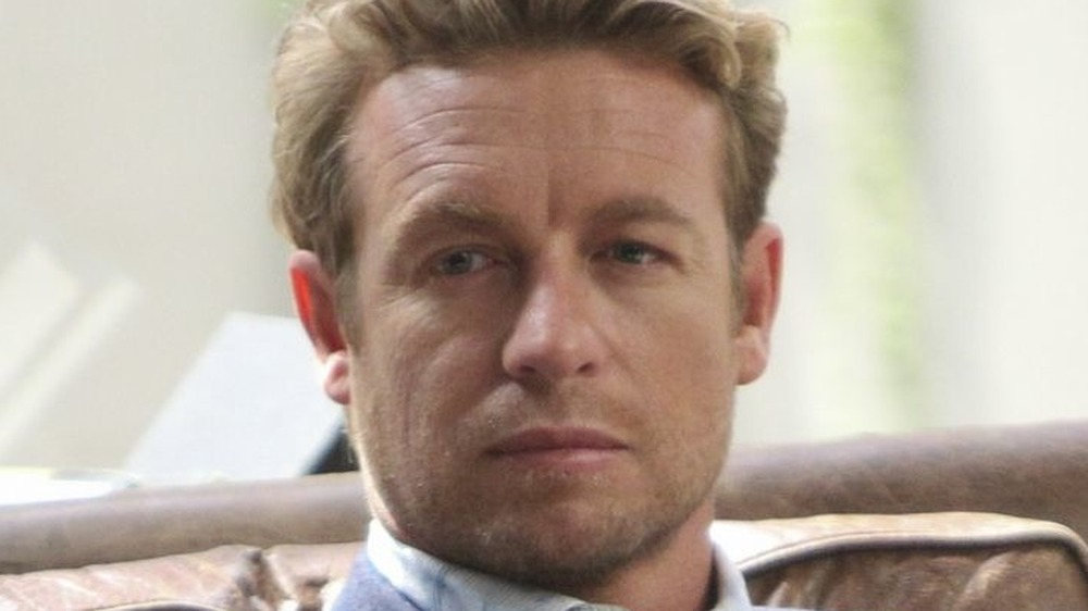 Simon Baker as Patrick Jane in The Mentalist