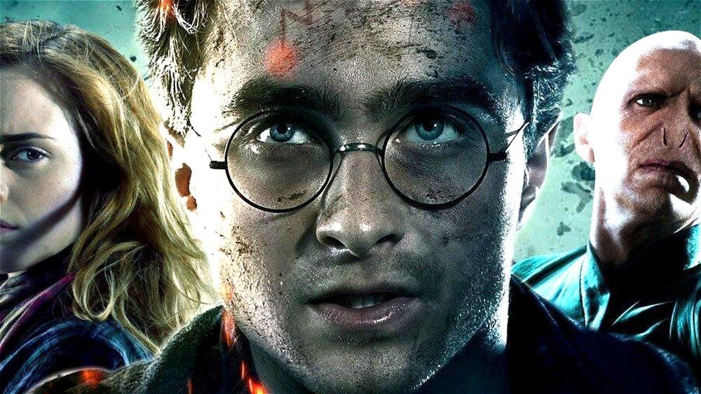 Harry Potter Hermione Voldemort