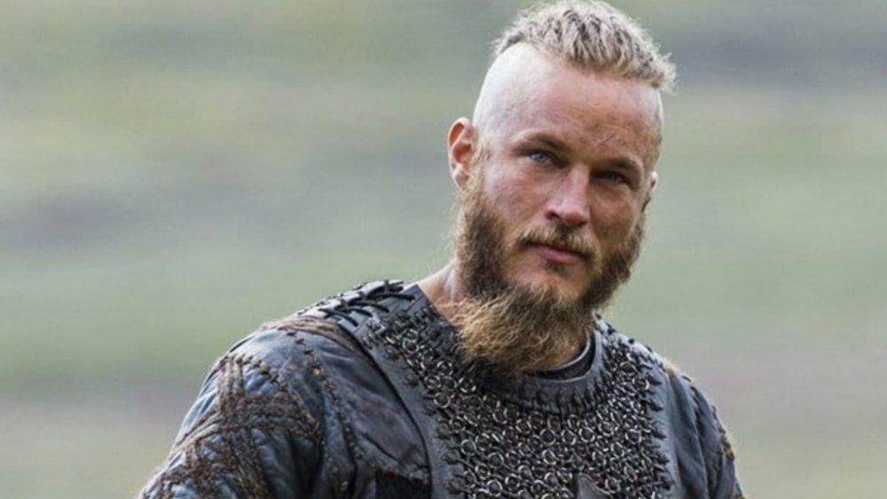 Travis Fimmel as Ragnar Lothbrok on Vikings