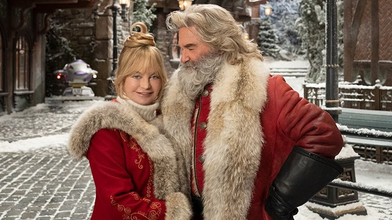 Christmas Chronicles 2020 Cast The Christmas Chronicles 2 release date, cast and plot