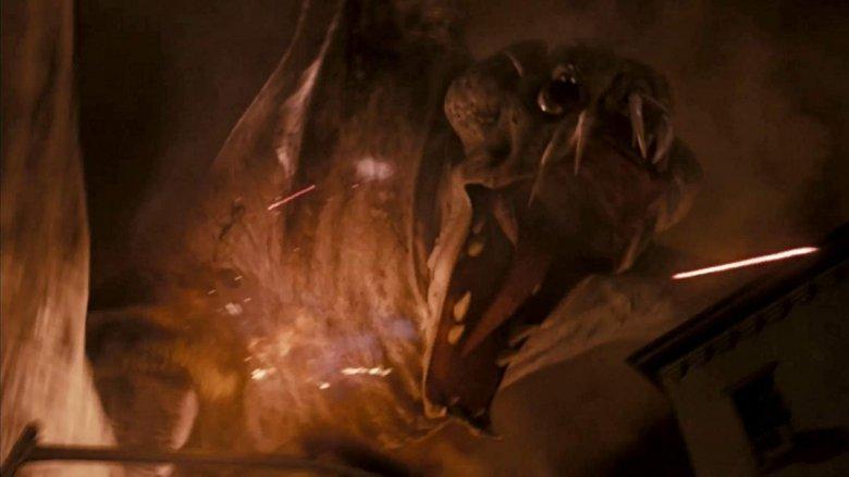 The Cloverfield monster