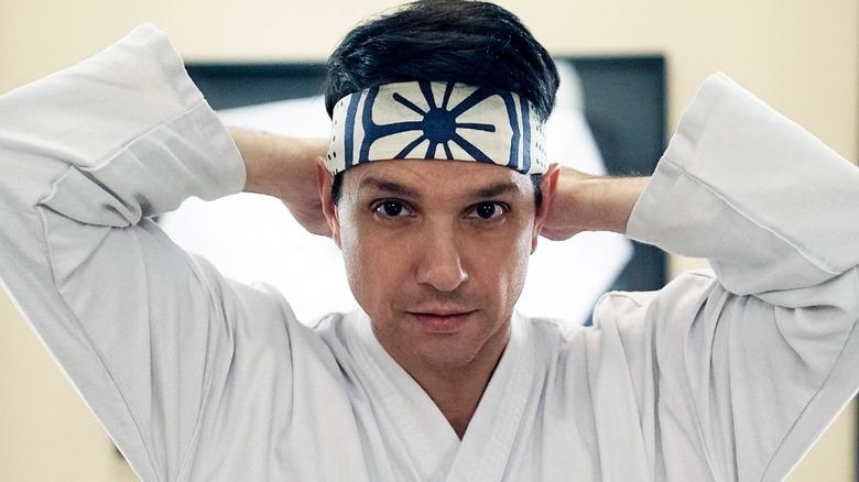 Ralph Macchio as Daniel LaRusso in Cobra Kai