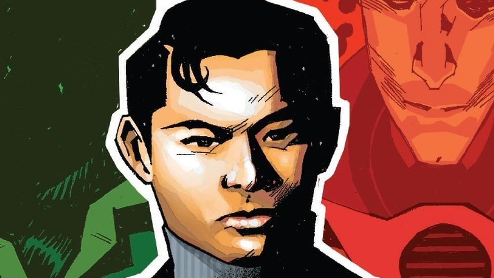 Jimmy Woo, Agent of Atlas