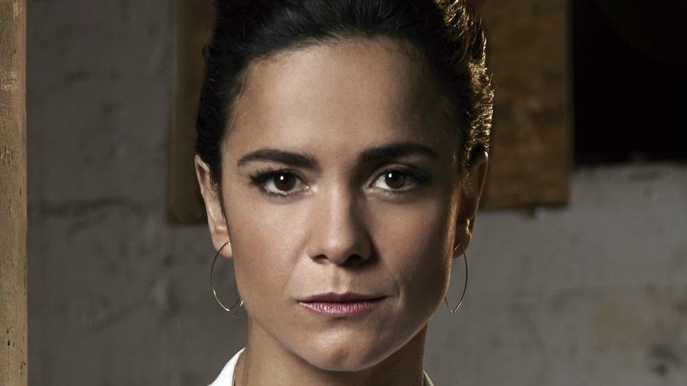 Teresa Mendoza Alice Braga