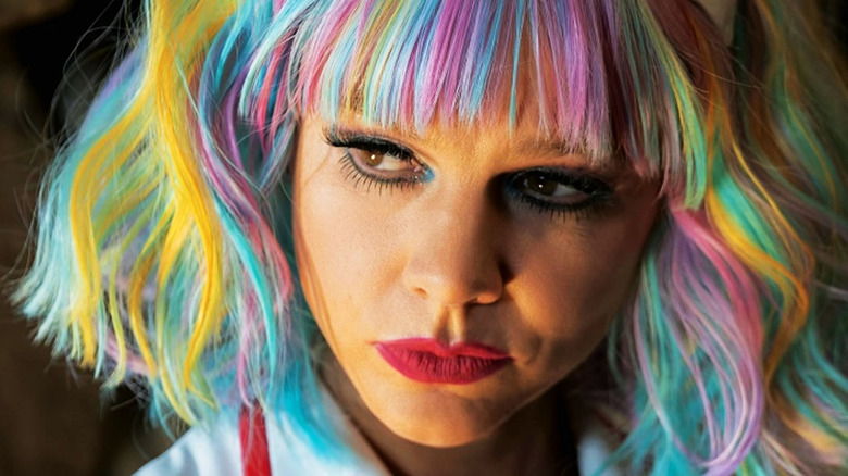 Carey Mulligan Promising Young Woman wig nurse