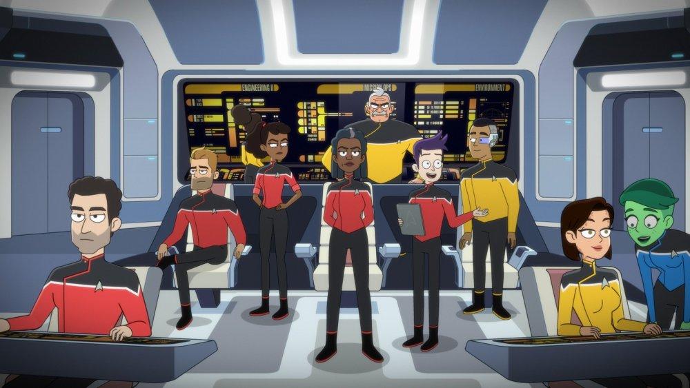 """Star Trek: Lower Decks episode """"Crisis Point"""""""