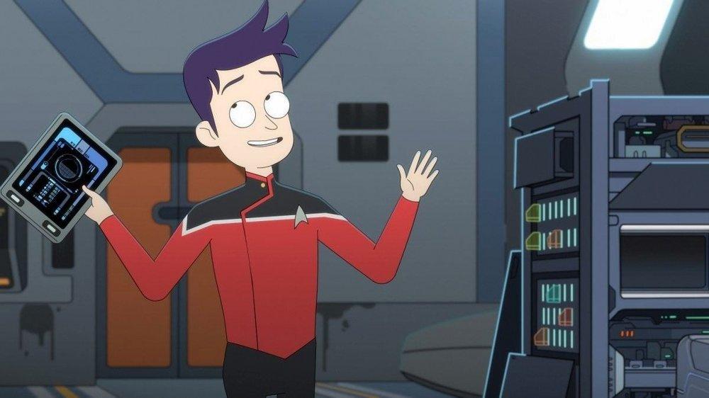 Ensign Boimler Star Trek: Lower Decks