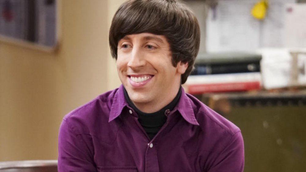 The Big Bang Theory Howard