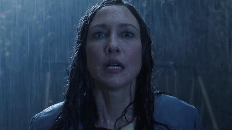 Vera Farmiga as Lorraine Warren in Conjuring 2