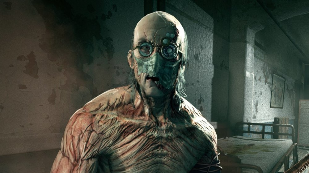 Mental patient in Outlast