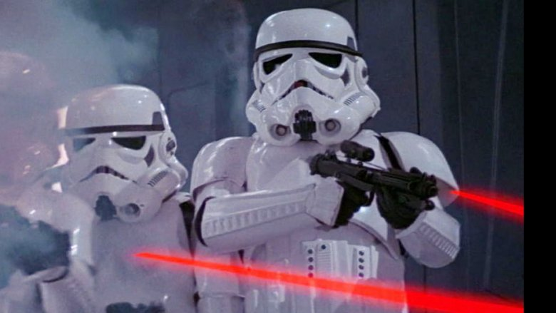The Creepy Truth About Stormtrooper Helmets