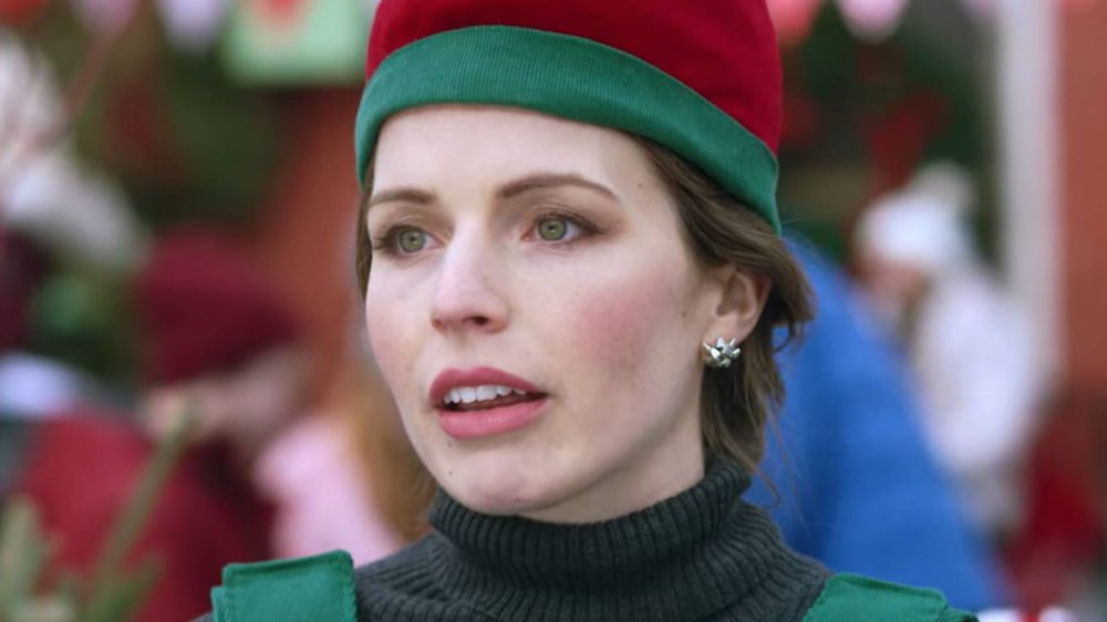 Emily Alatalo stars as Mack in A Christmas Catch