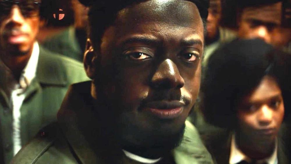 Daniel Kaluuya as Fred Hampton Jr.