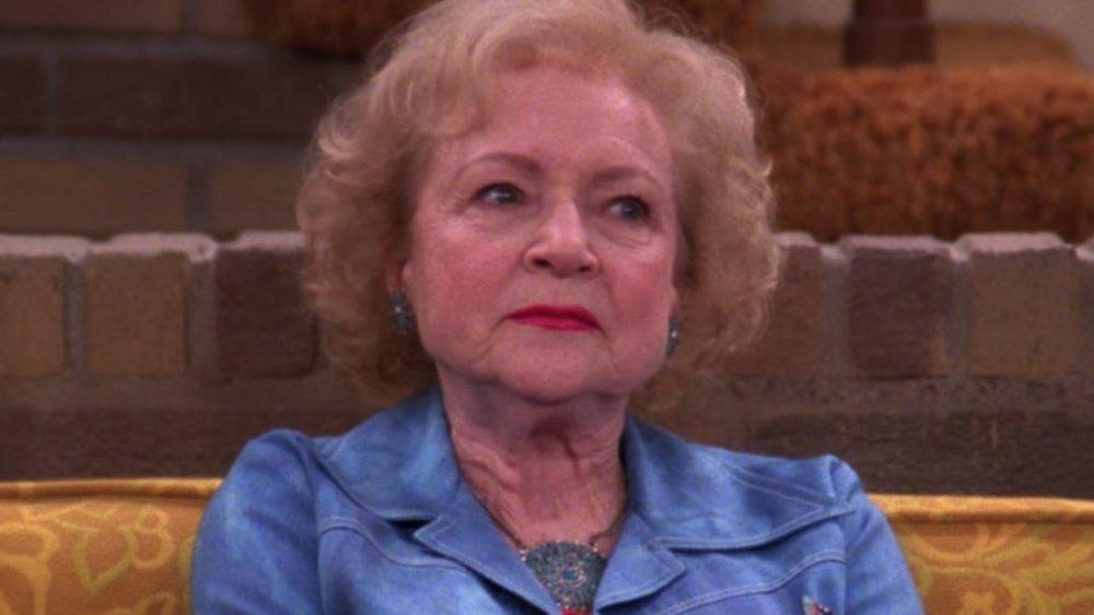 Betty White as Bea Sigurdson on Fox's That '70s Show