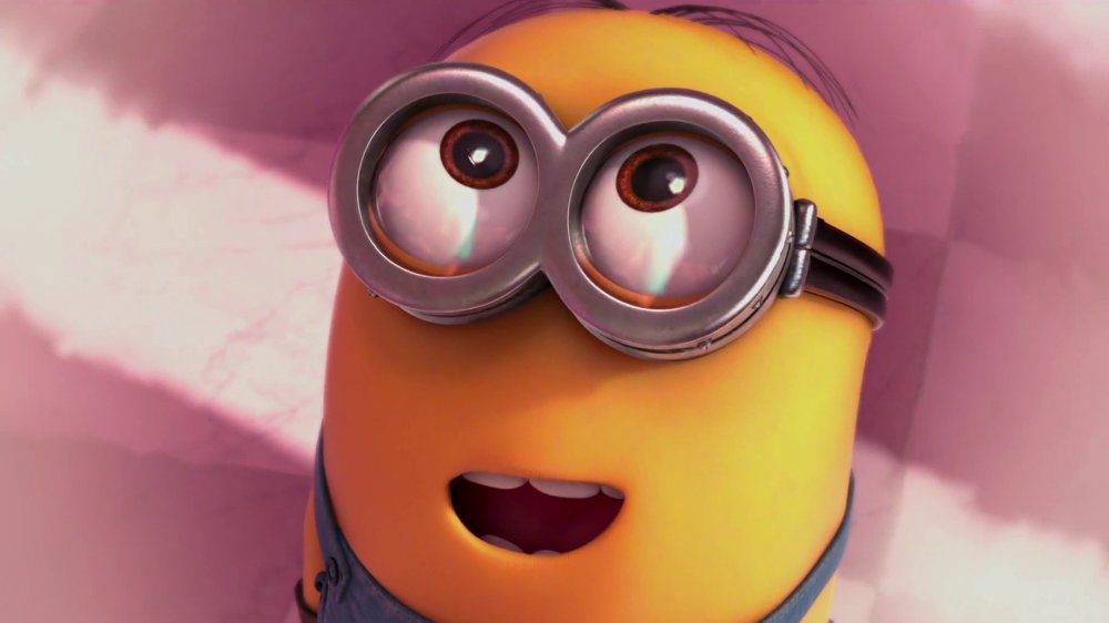 Dave the Minion from Despicable Me