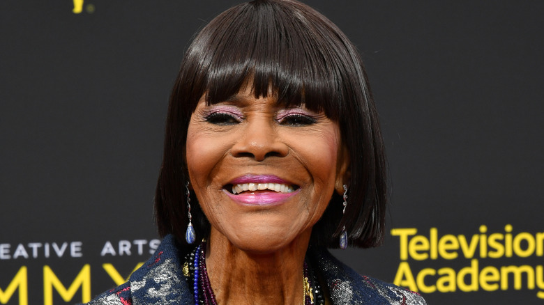 Cicely Tyson smiling