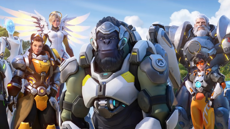 The Differences Between Overwatch And Overwatch 2 Explained