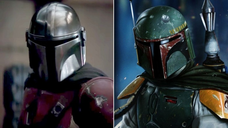 The Differences Between The Mandalorian And Boba Fett