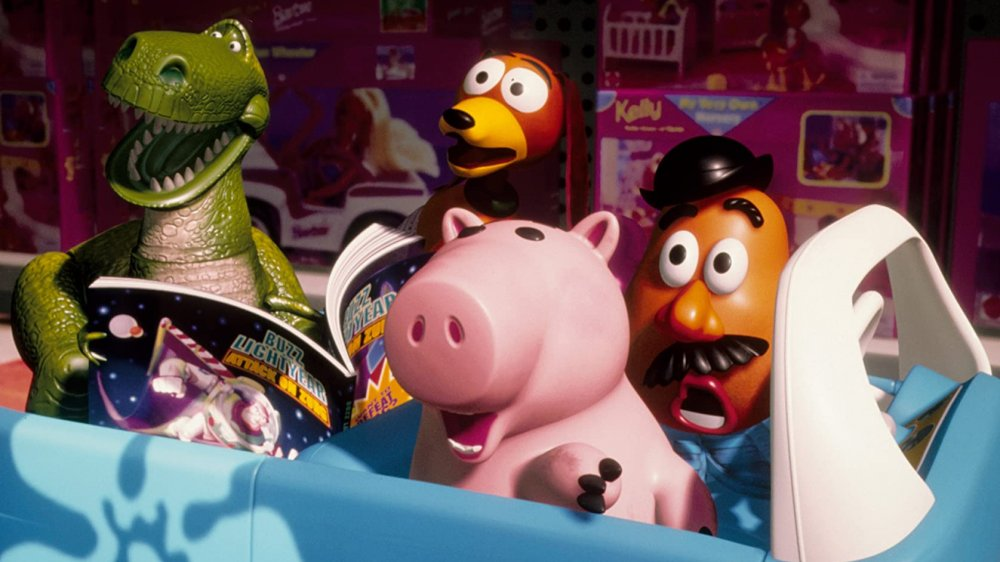 Still from Toy Story 2