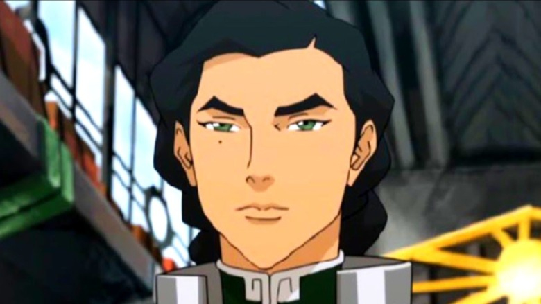 Kuvira from The Legend of Korra