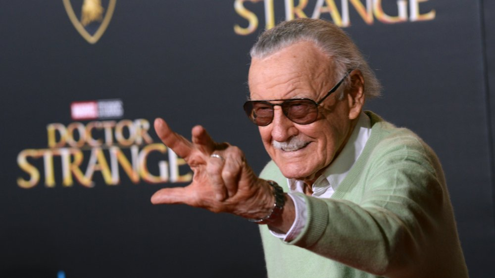 The Doctor Strange problem that Stan Lee wanted to retract