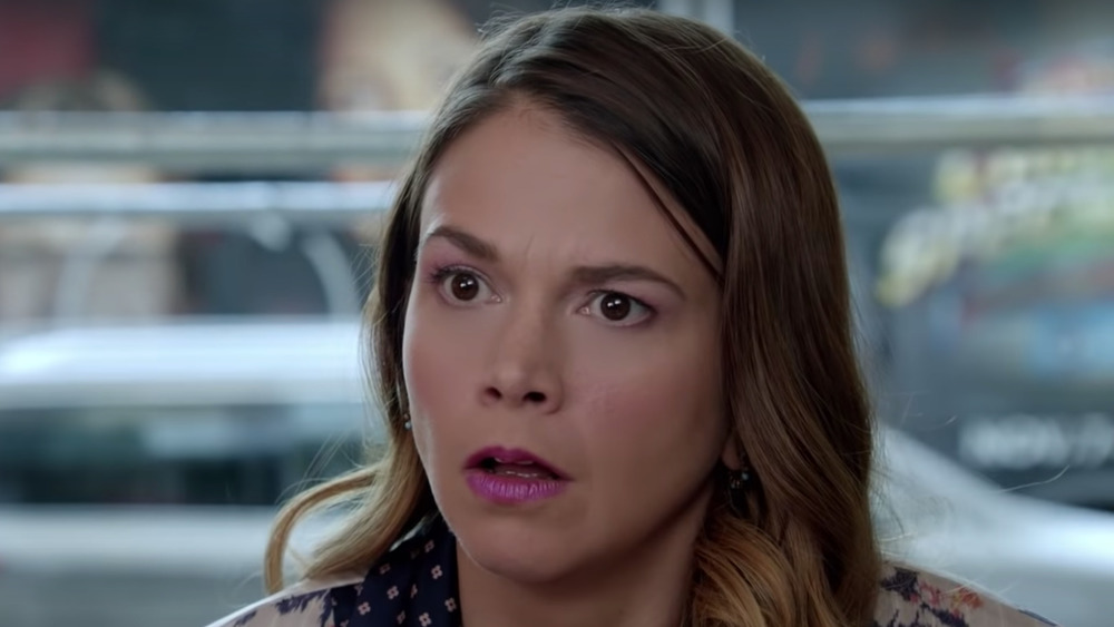 Sutton Foster as Liza in Younger
