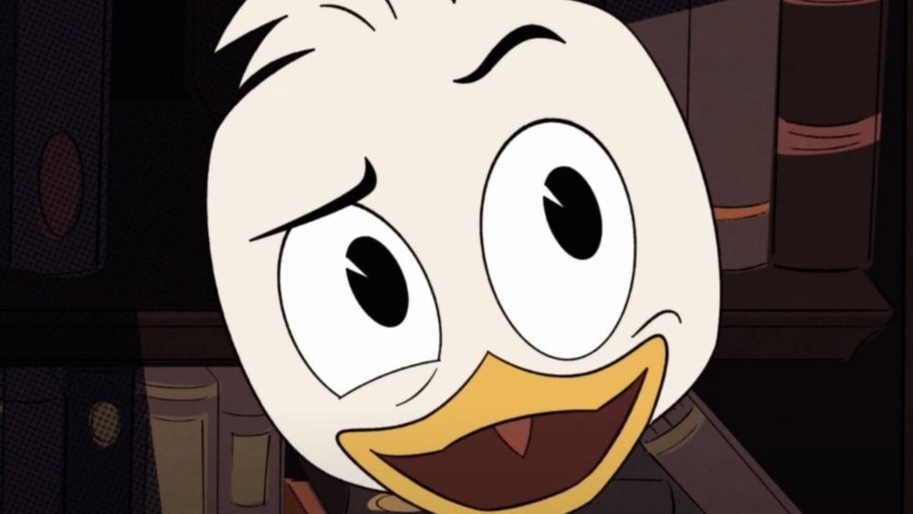 Duck Tales closeup