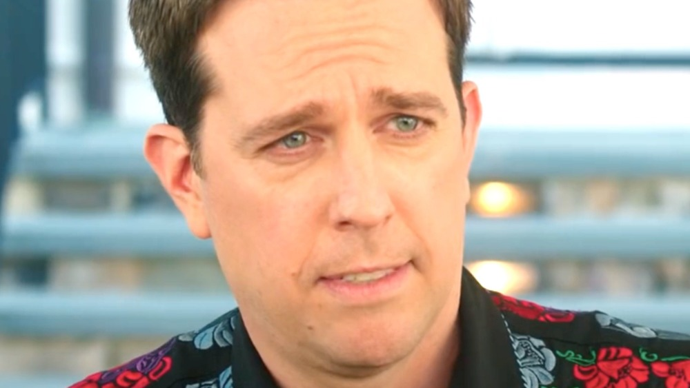 Ed Helms as Rusty Griswold