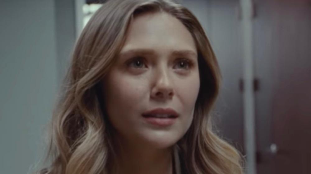 Elizabeth Olsen in Kodachrome
