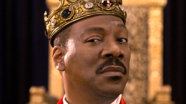 Eddie Murphy in Coming 2 America