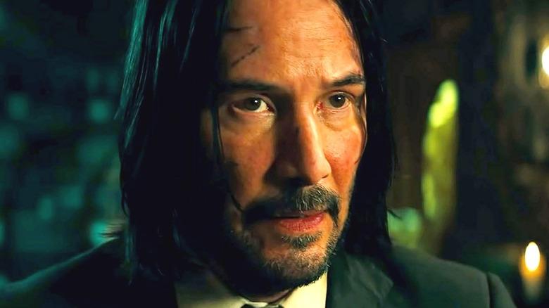 John Wick in John Wick 3: Parabellum