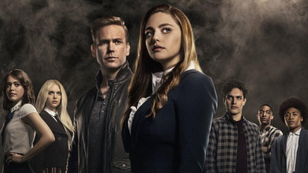 The cast of Legacies