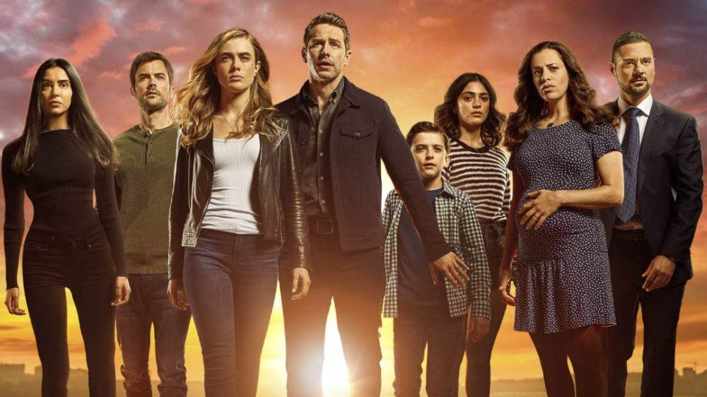 The cast of Manifest