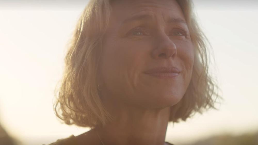 Naomi Watts crying