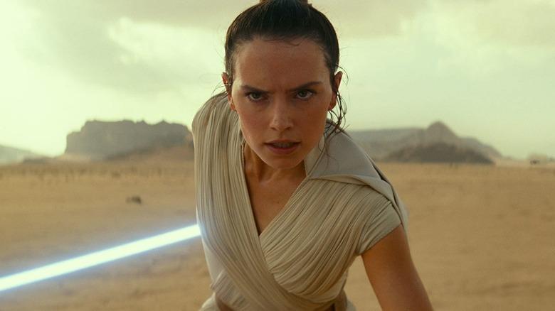 Rey Star Wars The Rise of Skywalker
