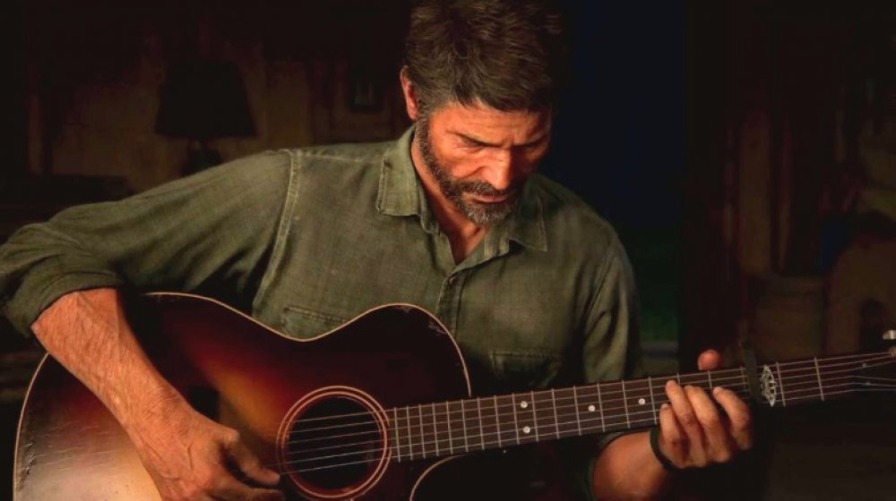 Joel, The Last of Us Part 2