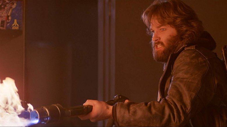 Kurt Russell in The Thing