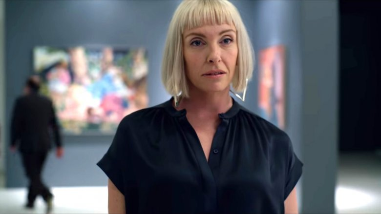Toni Collette as Gretchen in Velvet Buzzsaw