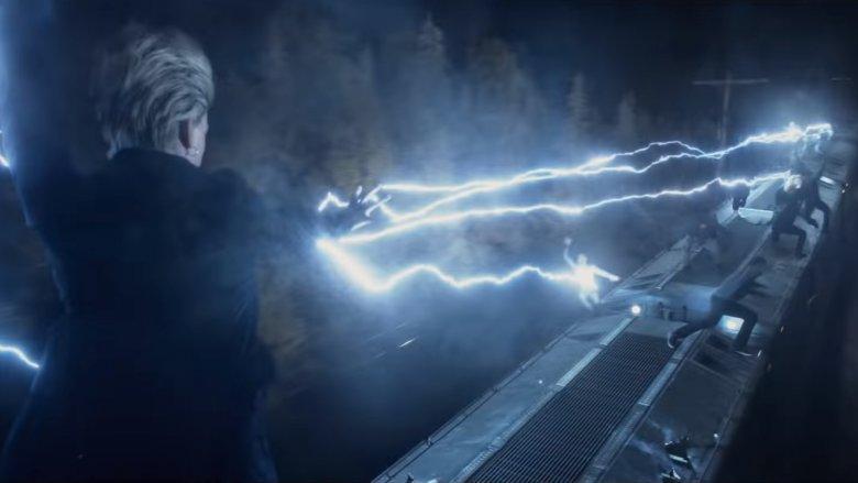 Storm train X-Men Dark Phoenix