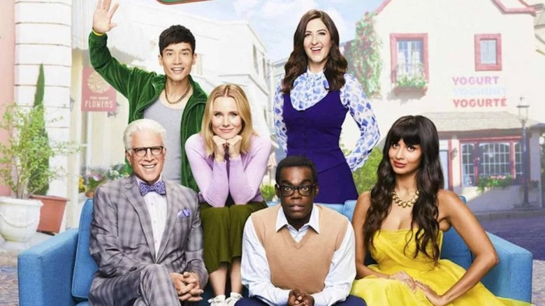 The Good Place timeline explained